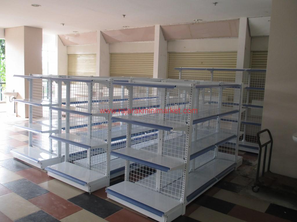 JUAL RAK MINIMARKET INDOMARET TIPE RR-15 JAKARTA | RAJARAK