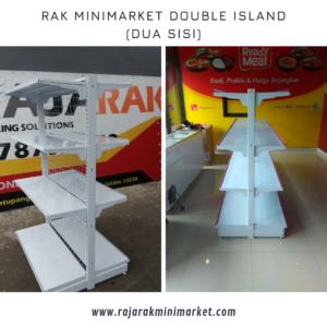RAK TOKO KELONTONG MODERN TIPE RR-14 | RAJA RAK INDONESIA