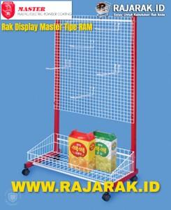 Rak Display Master tipe RAM 245x300