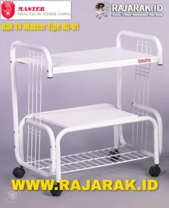 Rak TV Master Tipe RG01 White 245x300