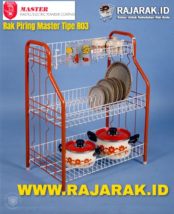 Rak Piring Master R03