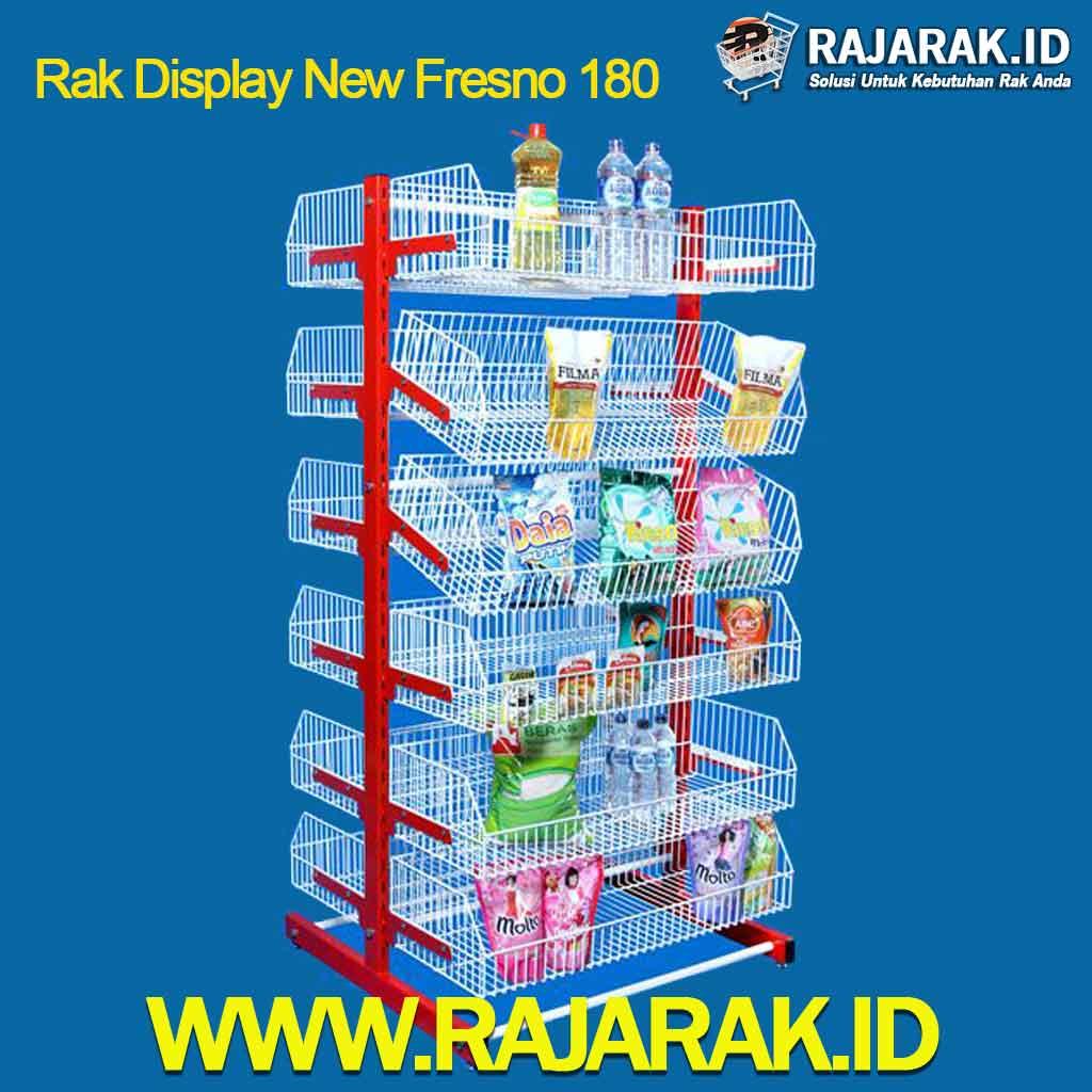 Rak Display New Fresno 180 Double
