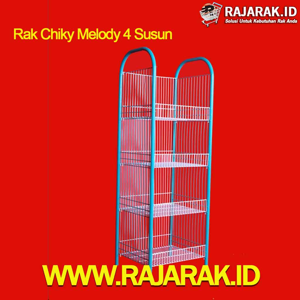Rak Chiki Melody 4 Susun