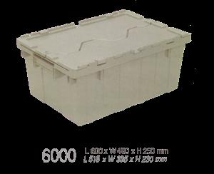 BOX MINIMARKET TYPE RPI6000