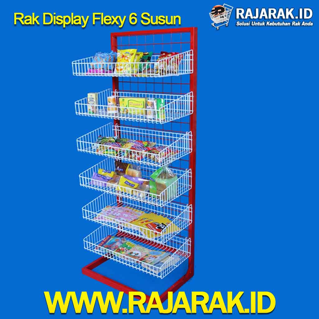 Rak Display Flexy R06