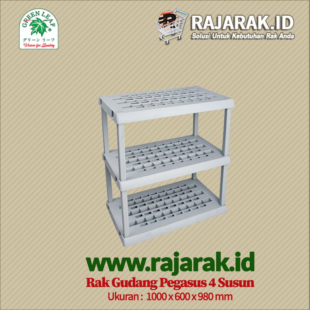 RAK GUDANG PLASTIK TIPE PEGASUS 1374 S3