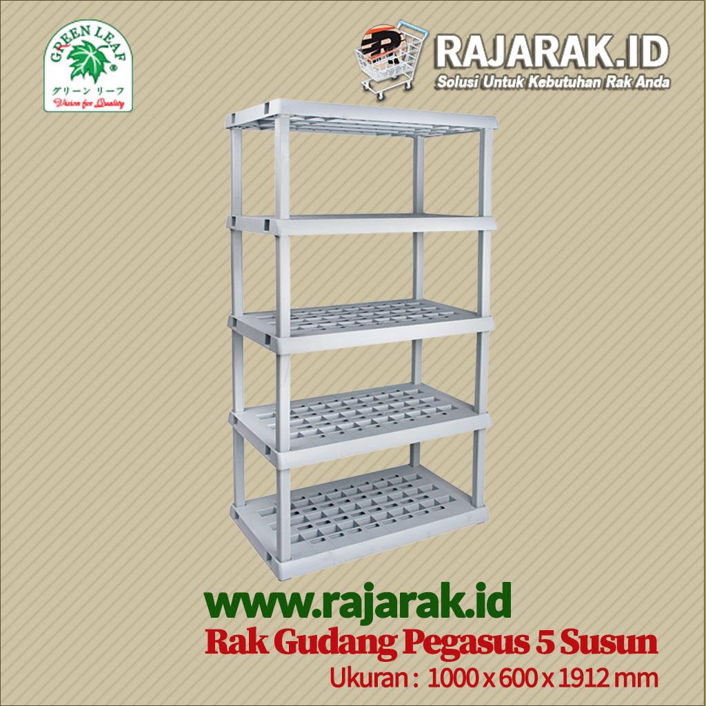 RAK GUDANG PLASTIK TIPE PEGASUS 1374 S5