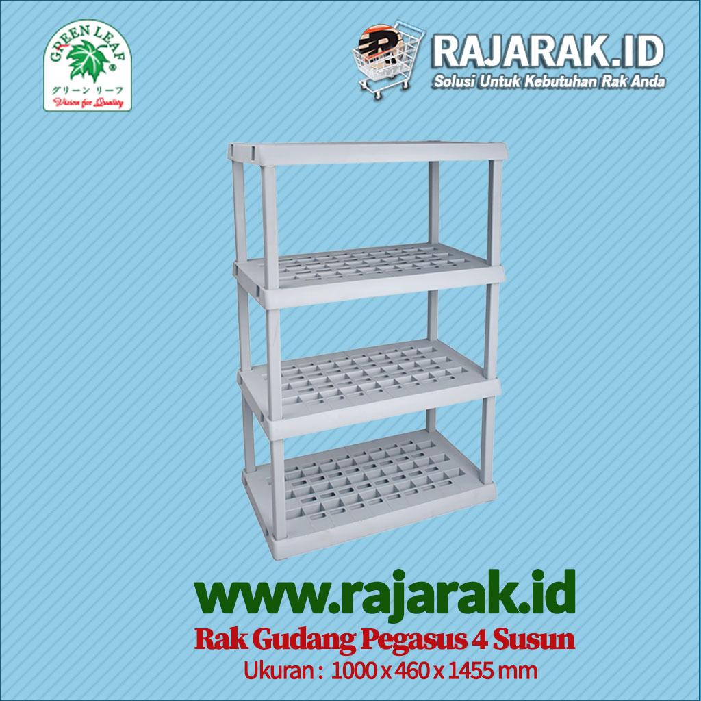 RAK GUDANG PLASTIK TIPE PEGASUS 1373 S4