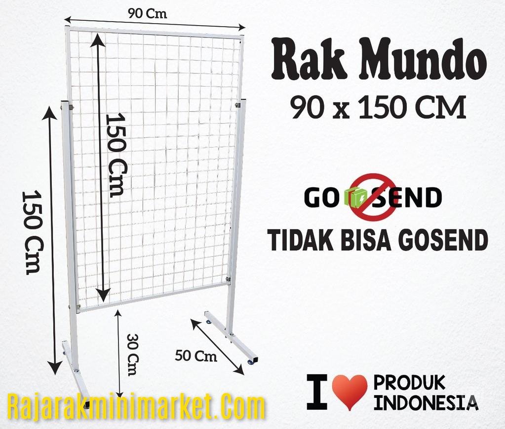 RAK MUNDO 90X150 CM